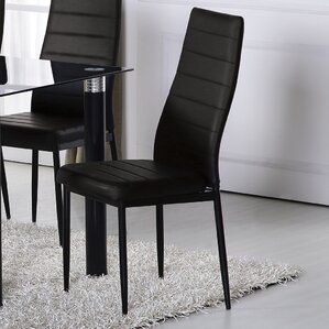 Noir Side Chair (Set of 2) by A&J Homes S..