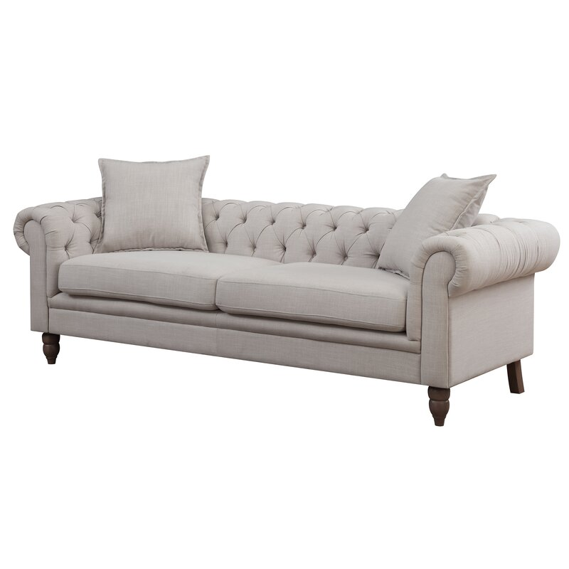 Ac Pacific Juliet Chesterfield Sofa Reviews