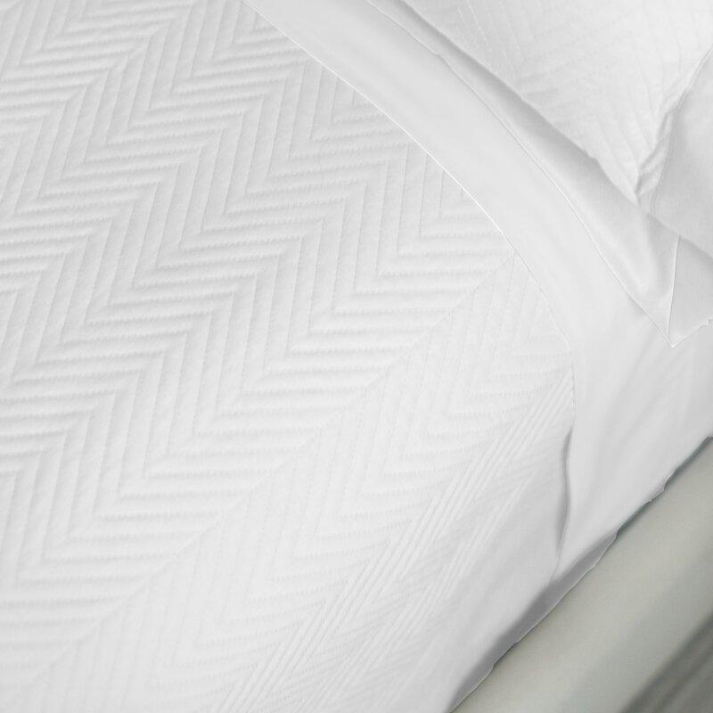Eternal Matisse Luxury Quilted Blanket