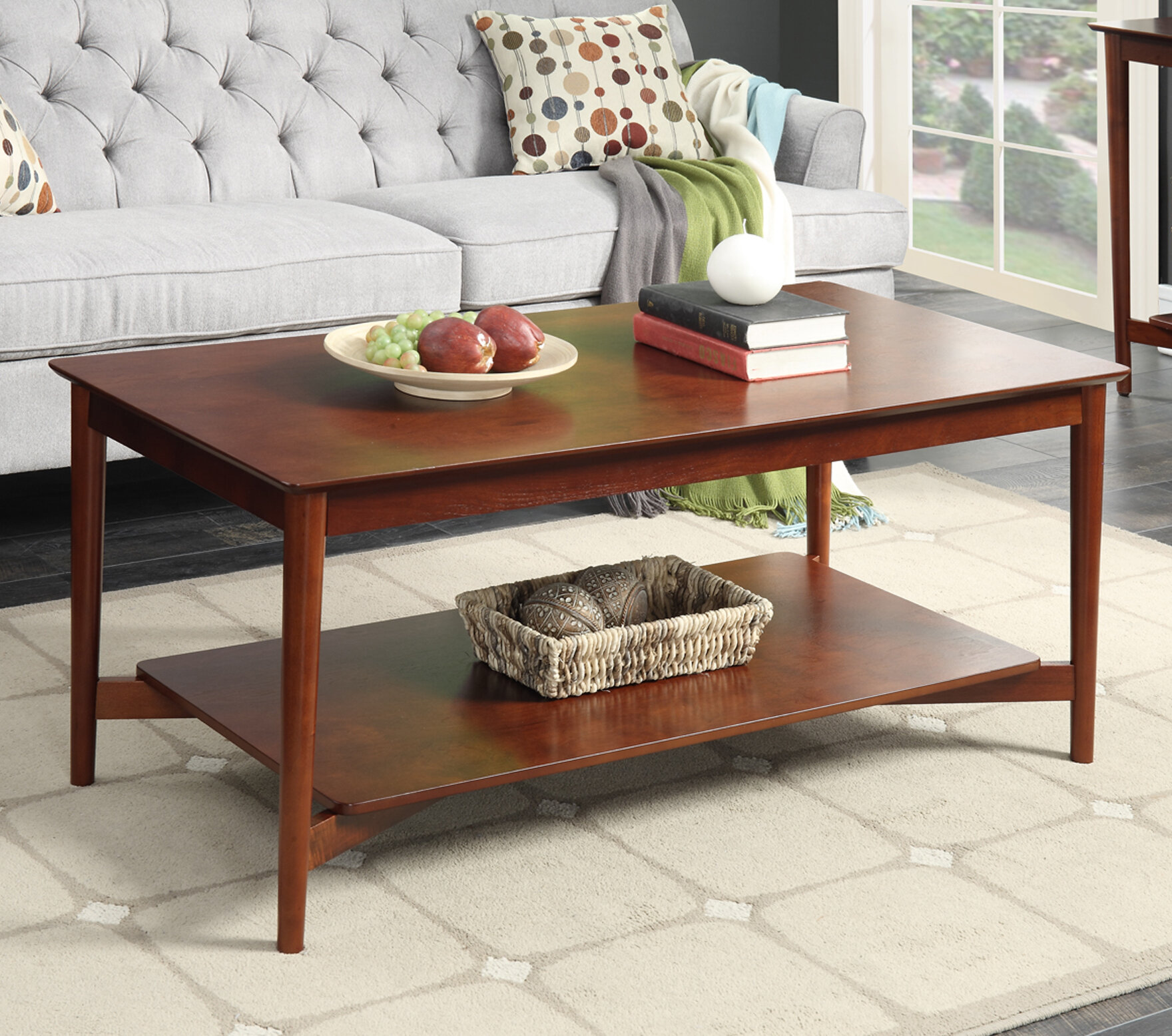 Zipcode Design Ali Mid Century Coffee Table & Reviews