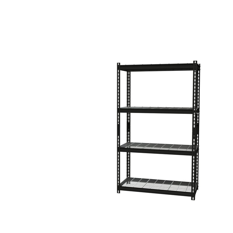 60 x 18 iron horse wire shelving unit - Wire Shelving Units