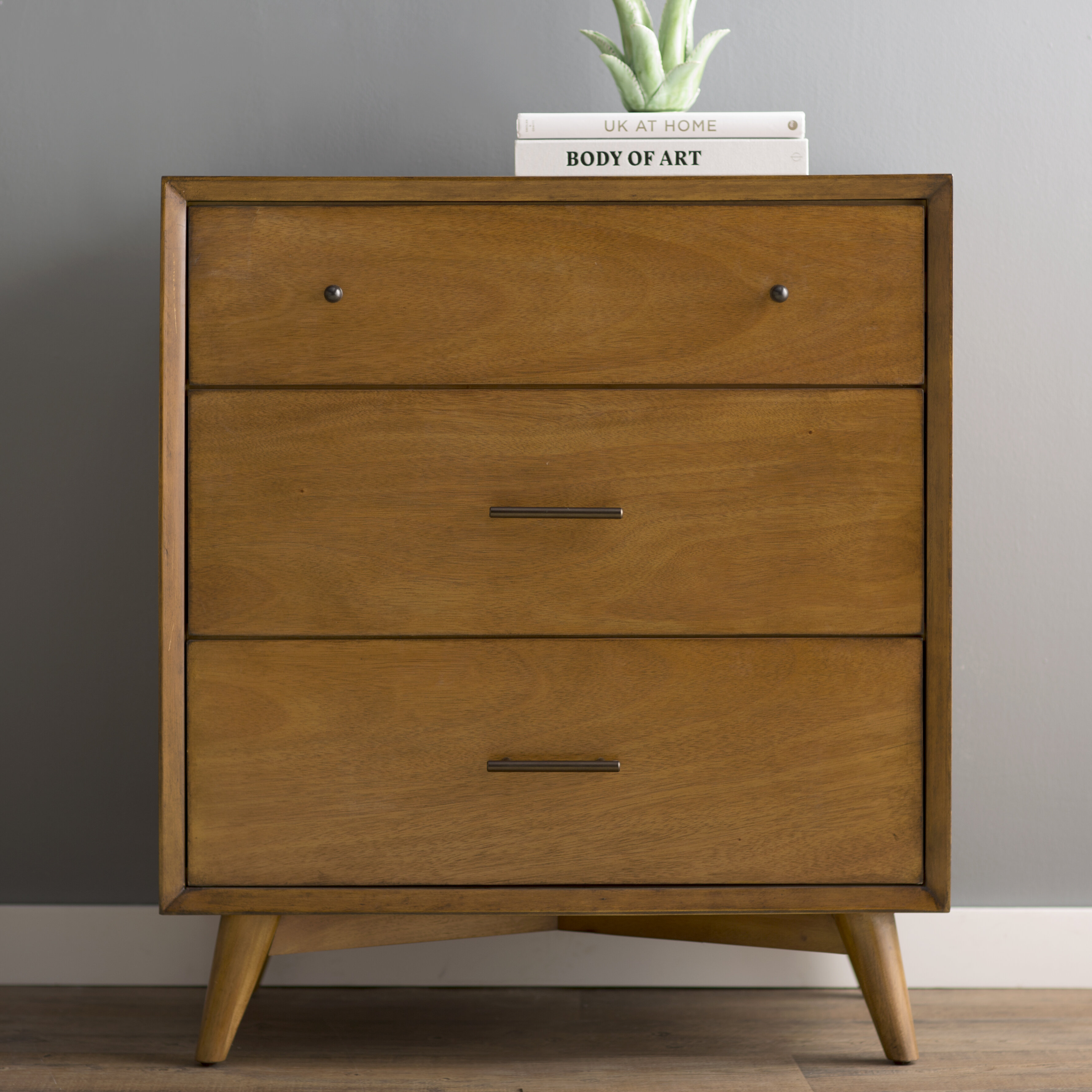 Parocela 3 Drawer Chest Reviews Birch Lane