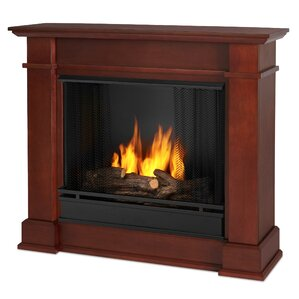 Devin Petite Gel Fuel Fireplace by Real Flame