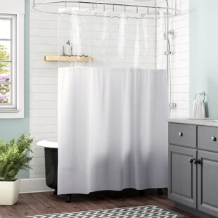 Shower Curtain With Window