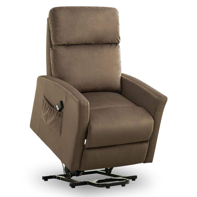 Winston Porter Haller Lift Chair Power Recliner Amp Reviews