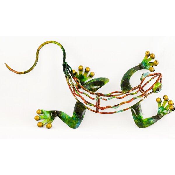 NEW Regal Art Gift Kokopelli Gecko Metal Decor Southwest Tropical Wall Decor Set