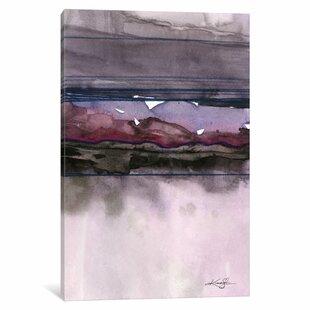 U0027Ethereal Travels IIIu0027 Painting Print On Canvas