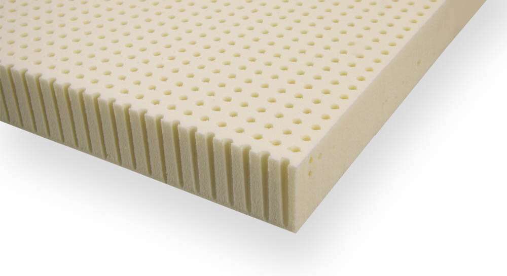 products topper organic thick inch latex mattress natural textiles in