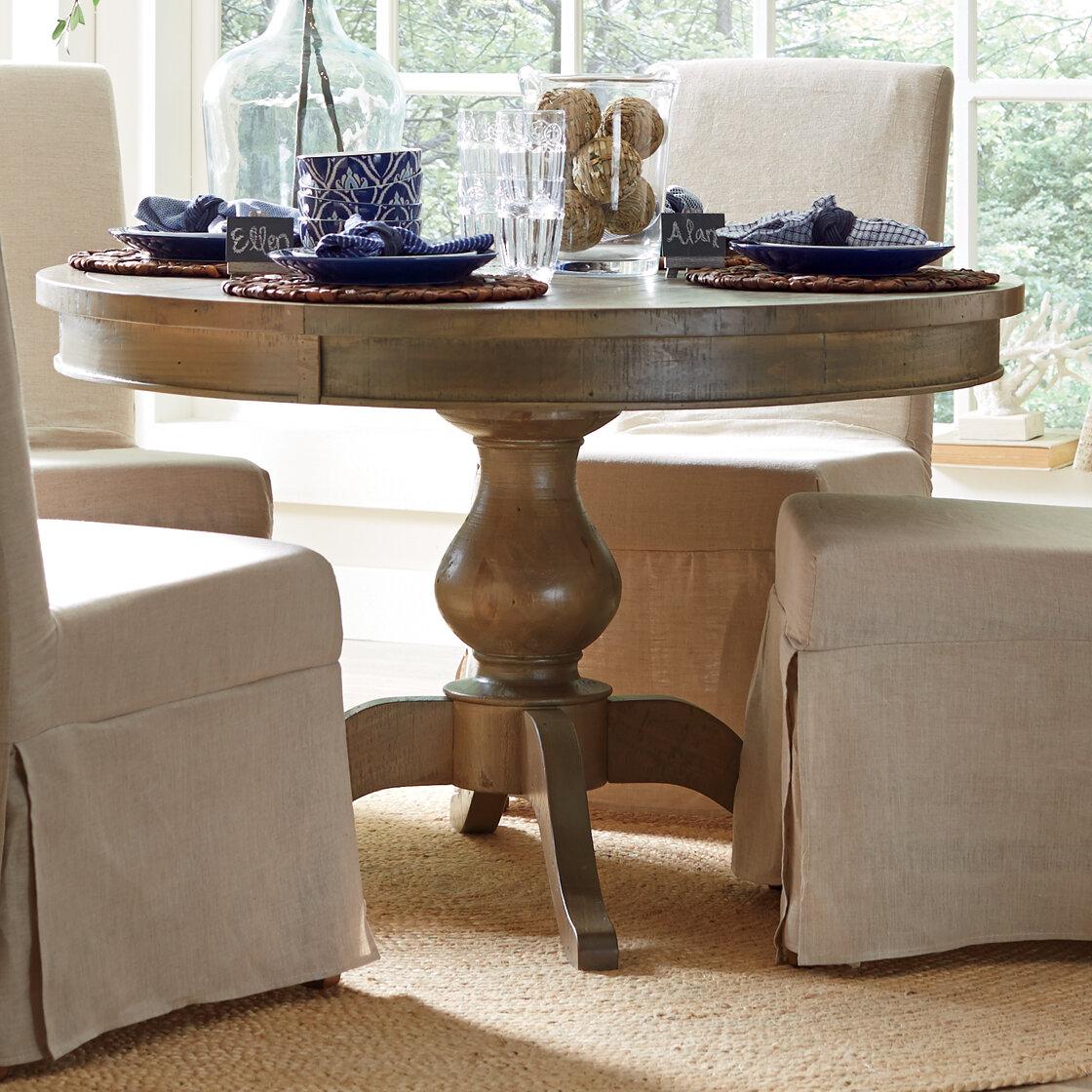 Birch Lane™ Heritage Seneca Extendable Dining Table U0026 Reviews   Birch Lane