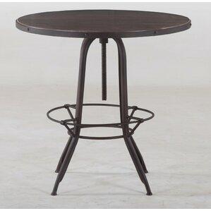 Adjustable Pub Table by Y Decor