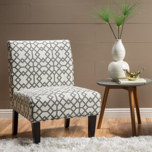 Veranda Slipper Side Chair
