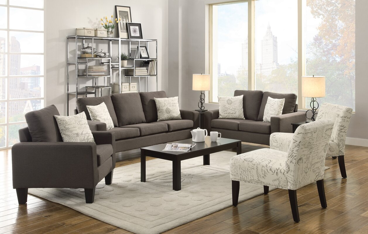Trilby Configurable Living Room Set by Latitude Run Good