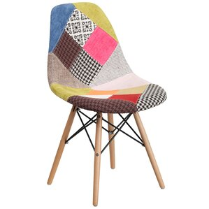 Altair Ikat Upholstered Side Chair by Varick Gallery
