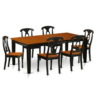Pilger Modern 7 Piece Dining Set Spacial Price