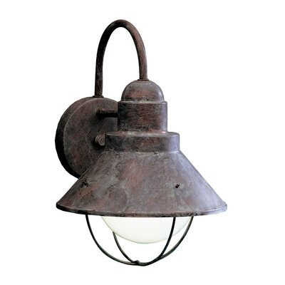 Castro 1 Light Outdoor Barn Light