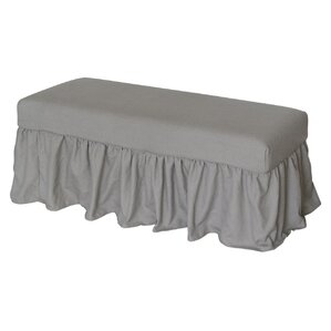 Classic Skirted Slipcover And Bench by Forty..
