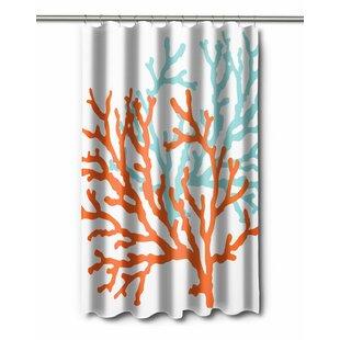 orange and teal shower curtain. Save to Idea Board Orange Shower Curtain Hooks  Wayfair