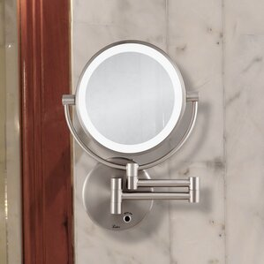 & Mirrors with Lights Youu0027ll Love | Wayfair azcodes.com
