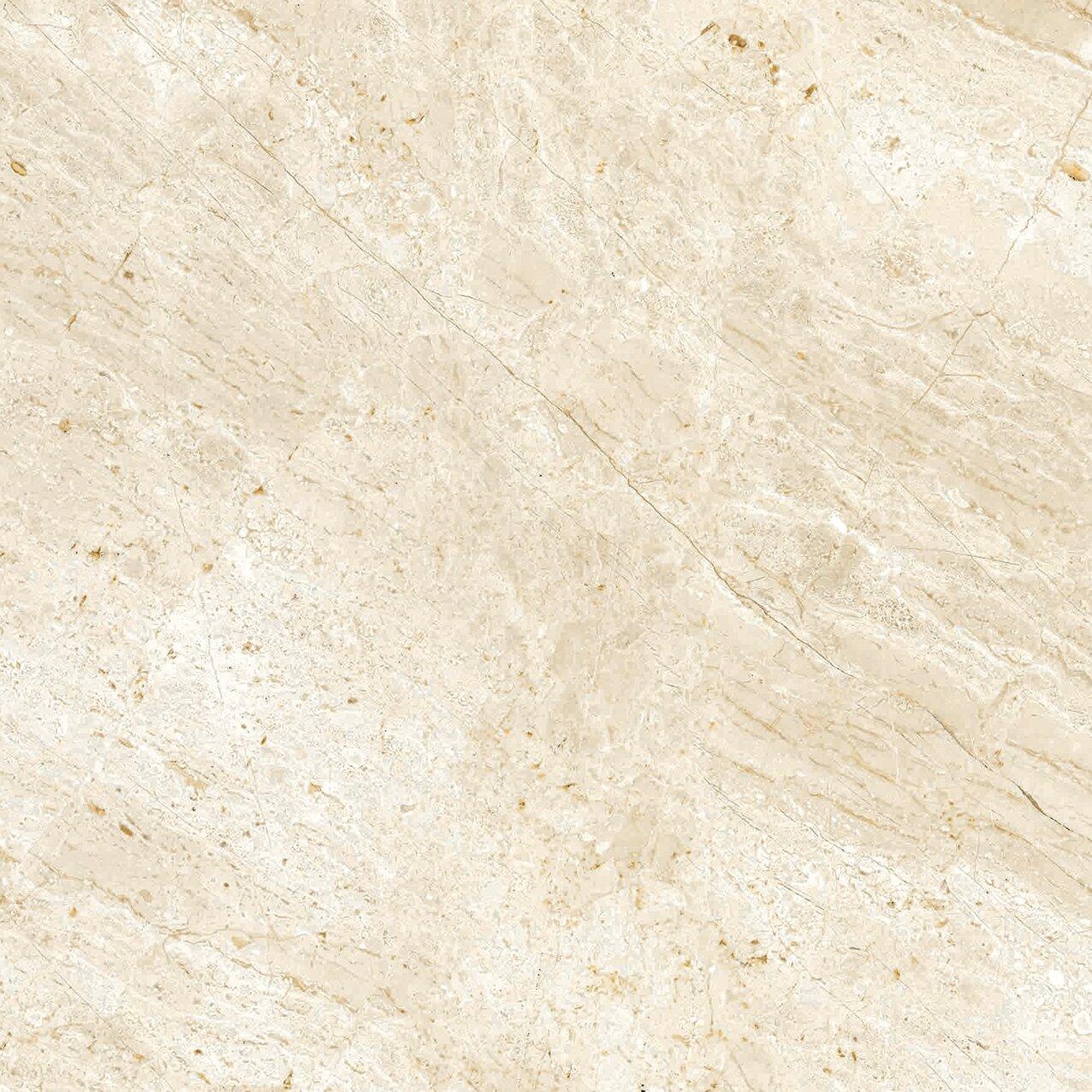 Parvatile Peyton 18 W X Porcelain Field Tile In Off White