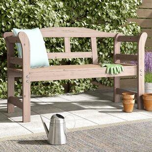 Fantastisch Gartenbank Aus Massivholz. Von Garten Living