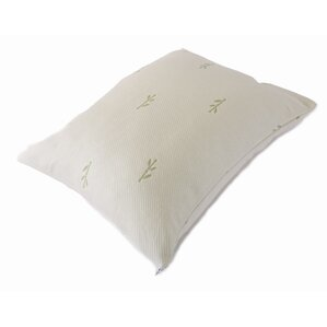 Riley Premium Rayon from Bamboo Pillow Protector (Set of 2) by Home Fashion Designs