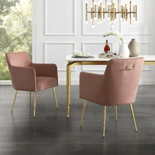 Blythe Upholstered Dining Chair (Set of 2)