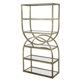 Rister Intersecting Rounds Etagere Bookcase