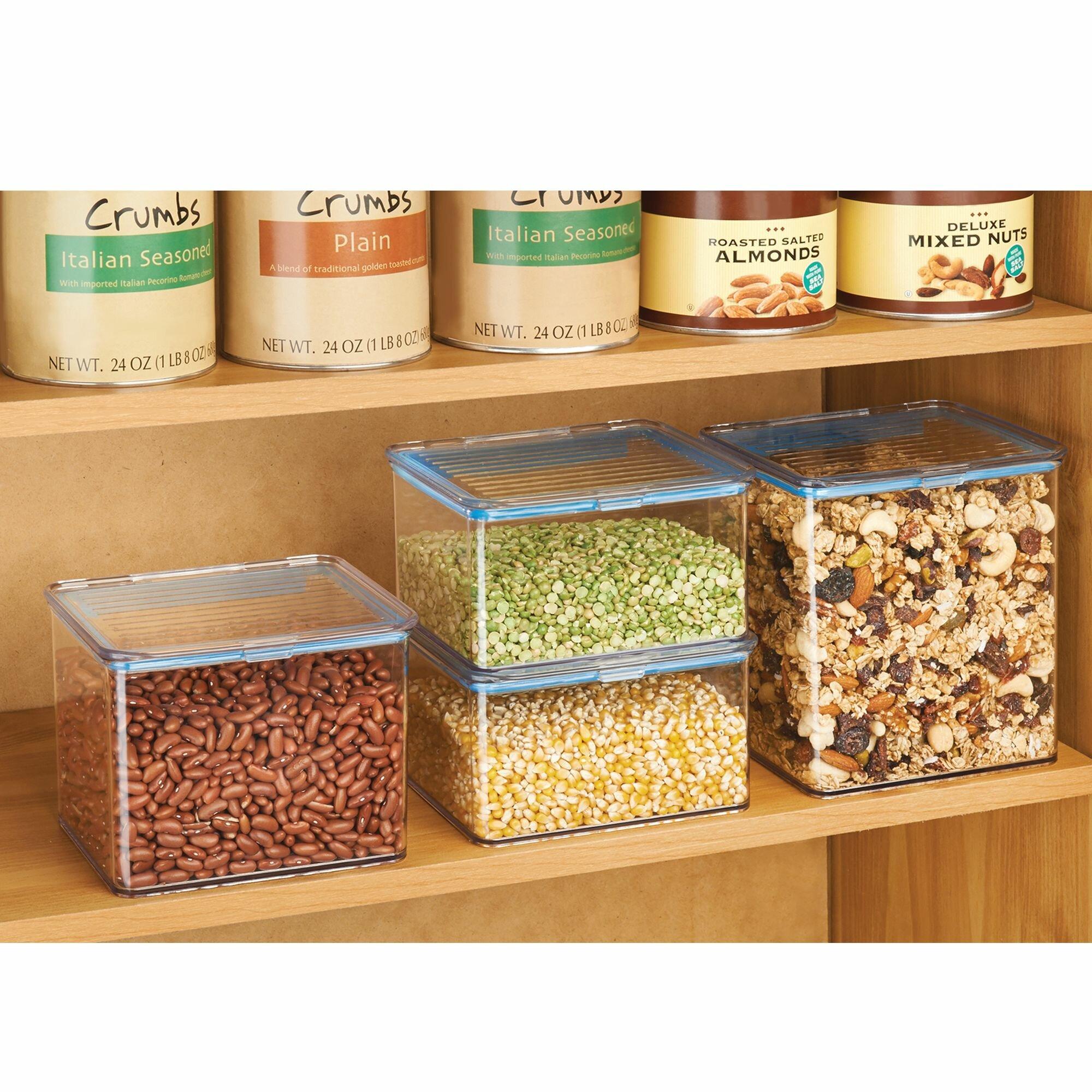 Bon InterDesign Kitchen Binz 64 Oz. Food Storage Container U0026 Reviews | Wayfair
