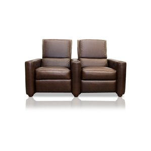 Barcelona Home Theater Lounger (Row of 2) by Bass