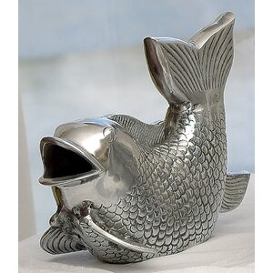 Decorative Fish Statue