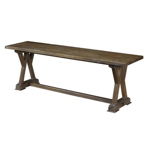 Pyrenees Wood Bench by French Heritage
