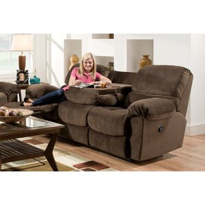 Cleves Reclining Sofa by Chelsea Home
