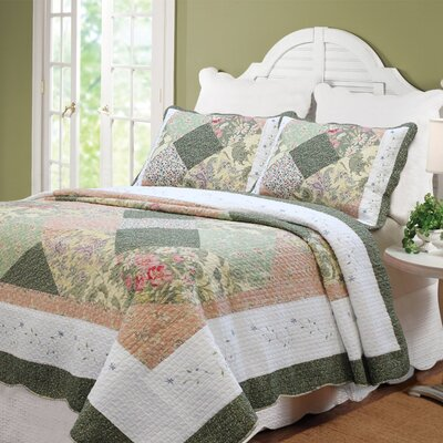 Patchwork Quilts Amp Quilt Sets You Ll Love In 2019 Wayfair