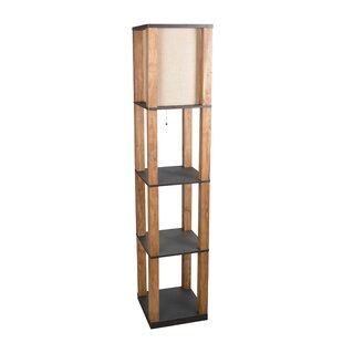 Exceptional Floor Lamp With Shelves | Wayfair