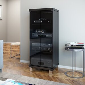 5-Drawer Wood Multimedia Cabinet by Wa..