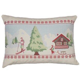 9b3da39b042 Cabin   Lodge Down   Feather Christmas Pillows You ll Love
