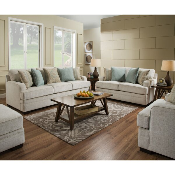 Three posts hattiesburg configurable living room set by - Simmons living room furniture sets ...