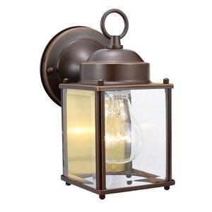 Coach 1-Light Outdoor Wall Lantern