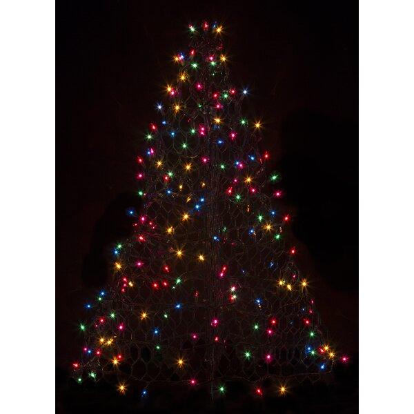 crab pot christmas trees crab pot christmas tree with 200 incandescent mini lights wayfair