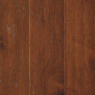 Hinsdale 5 Engineered Hickory Hardwood Flooring In Teak