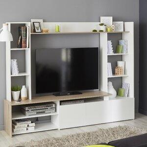 Wohnwand für TVs bis zu 46