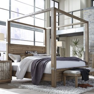 Hastings Canopy Bed & Canopy Beds You\u0027ll Love | Wayfair