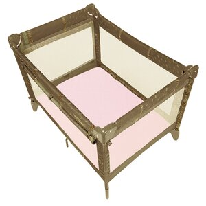 Jenkins Organic Jersey Fitted Play Pen Sheet
