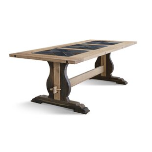 Mcgaha Solid Wood Dining Table