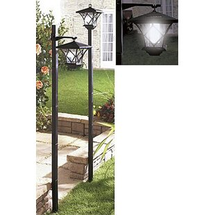 Solon Outdoor 1 Light 61 Post