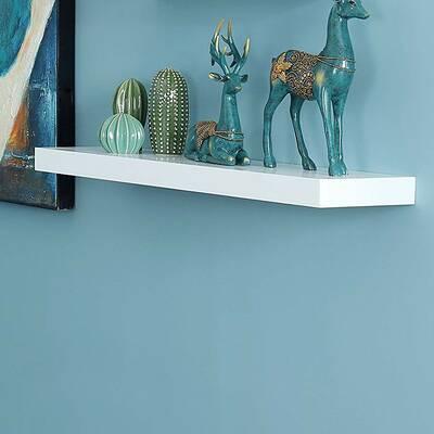 6691ef21988fa Charlton Home Wall Shelf   Reviews