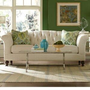 Taj Mahal Chesterfield Sofa by Craftmaster