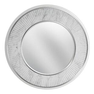 Chrome Wall Mirrors Youll Love Wayfair