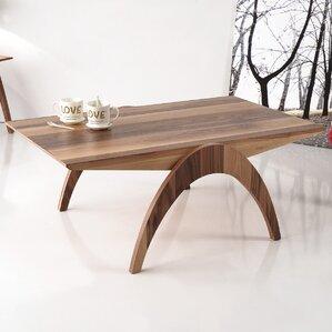Boan Simple Wood Coffee Table by Brayden Studio