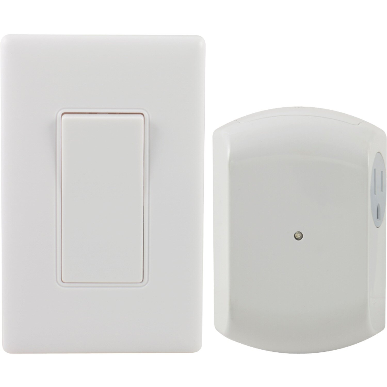 GE Wireless Switch Light Control Wall Mounted Outlet | Wayfair.ca